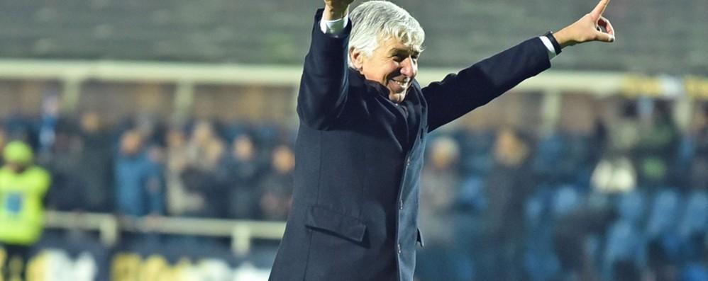 «A Firenze in Coppa la partita dell'anno» Gasp: siamo nelle condizioni di giocarcela
