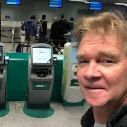 Glenn globetrotter. Calcio, affari,  casa, mare: «In un mese dodici viaggi»