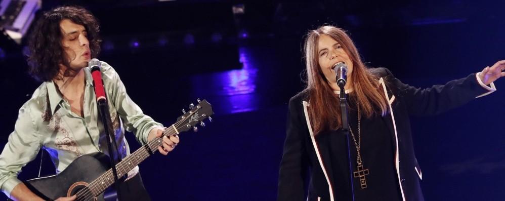 Sanremo, standing ovation per Ligabue  Miglior duetto Motta con Nada -Foto