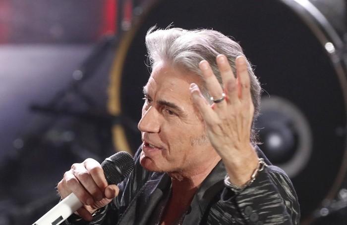 Italian singer Ligabue