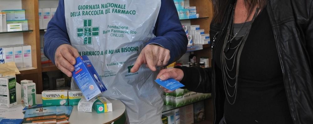 Sempre più poveri senza medicine Due giorni per donare in farmacia