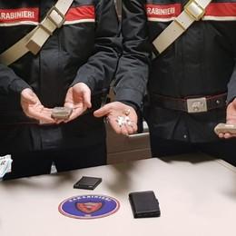 Spaccio di droga a cielo aperto Arrestato 31enne a Martinengo