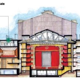 Teatro Donizetti, nuovi lavori La riapertura sarà in due atti