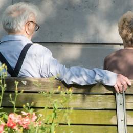 Balzo degli anziani: +22% in 10 anni Cresce anche la rete dei servizi