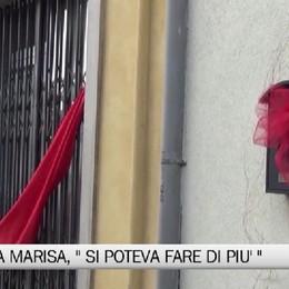 L'addio a Marisa, don Angelo  Reagiamo per non essere complici