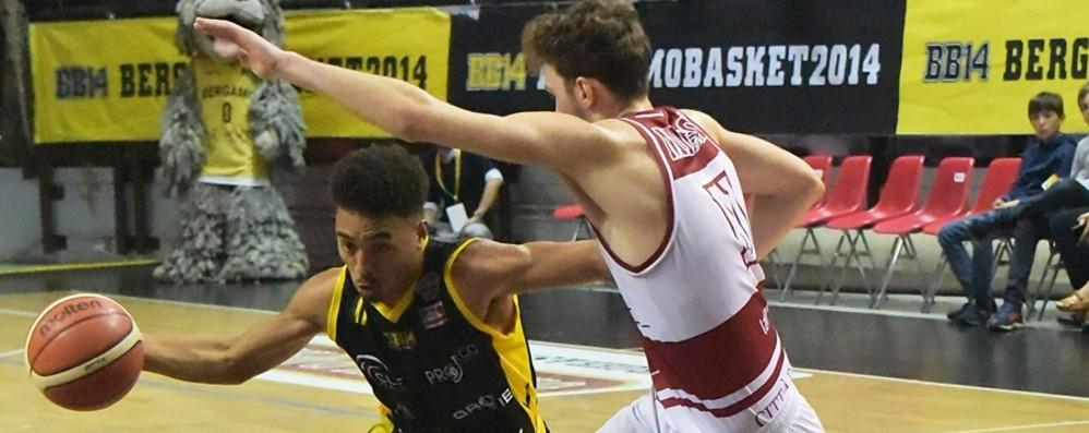 Bergamo esulta contro Trapani Remer, flop a Casalmonferrato