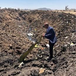 Disastro aereo in Etiopia: 157 morti Sul volo tre persone di una onlus bergamasca