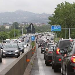 Attenzione al traffico in Alta Val Seriana  Code in A4, segui le nostre news
