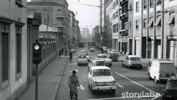 Cinquant'anni... e non sentirli Via Camozzi, ieri quasi come oggi