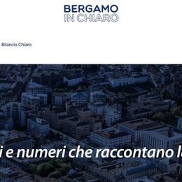 La città di Bergamo raccontata dai dati Ecco il nuovo sito «Bergamo in chiaro»