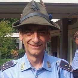 Polizia locale in lutto per il «vigile alpino» È morto Francesco Brignone