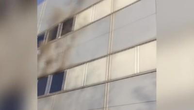 incendio ospedale di Seriate