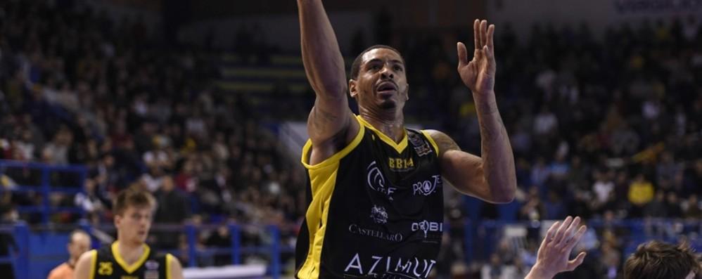 Tiri liberi sul basket orobico Bergamo a 4 punti dalla vetta