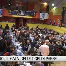 Club Amici Atalanta, la festa delle Tigri di Parre