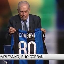 Elio Corbani compie 87 anni
