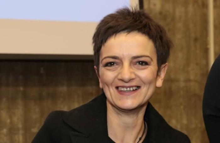 Floriana Ferrari, presidente del Forum provinciale associazione genitori scuola