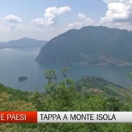 Gente e Paesi, tappa a Monte Isola sul lago d'Iseo