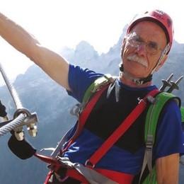 Malore nel bosco, muore Dino Rossi vicepresidente del Cai alta Val Brembana