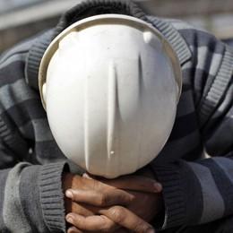 Meno licenziamenti, cresce il lavoro nero Commercio e servizi i settori più colpiti
