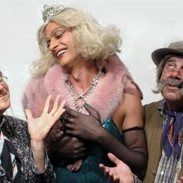 Tornano «I Legnanesi» al Creberg Lo spettacolo per i 70 anni sul palco