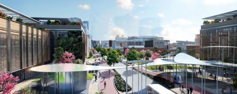 Porta Sud, il progetto debutta a Cannes Ecco come verrà ridisegnata l'area