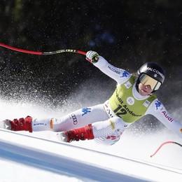 Sofia Goggia, settima al SuperG Si chiude la stagione ad Andorra