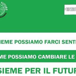 Stop ai cambiamenti climatici Sciopero globale, anche a Bergamo