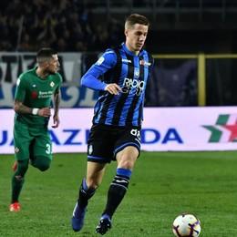 «Tranquilli, vi porteremo a Roma» Parola del centrocampista Pasalic