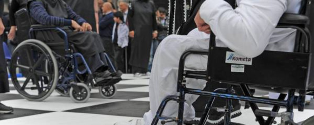 Disabili: ok Eurocamera a nuove norme accessibilità servizi