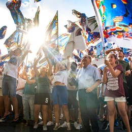Bergamo capitale della pace «Attesi decine di migliaia di giovani»