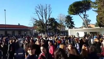 Bergamo,  marcia degli studenti sul clima