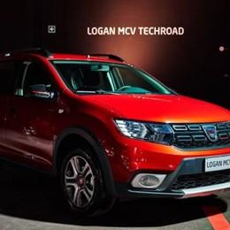 Dacia Techroad Nuova linea speciale