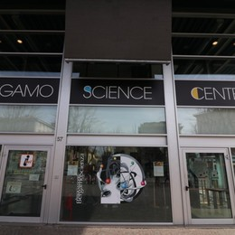 Laboratori Lego al Science center