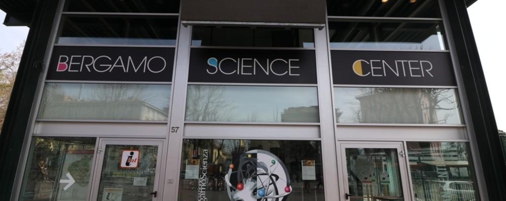 Laboratori Lego al Science center