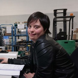 Sindrome di Down, Marta va all'Onu «Rispettare l'unicità di ogni persona»