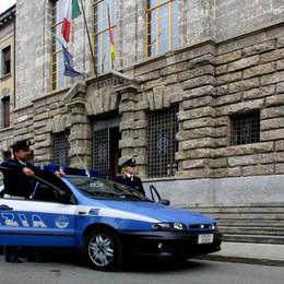 Bergamo, rissa in piazzale Alpini Intervengono polizia e 118