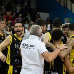 Basket A2, Bergamo cede a Latina Occasione persa per stare vicino alla vetta