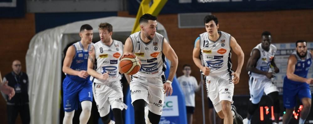 Basket: Remer, altro mal di trasferta Nel finale la spunta Trapani