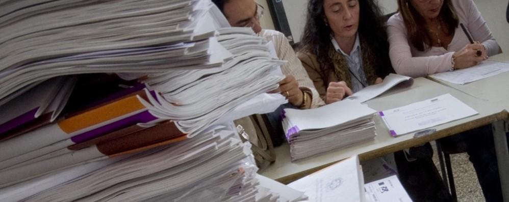 Bergamo, due prof contestano il ministero «Matematica, prova d'esame con errore»
