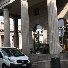 Bergamo, il fiorista Rebussi «Sosta e Ztl, rischio decine di multe»