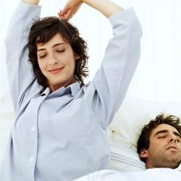 L'importanza del sonno Se si dorme bene, si invecchia bene