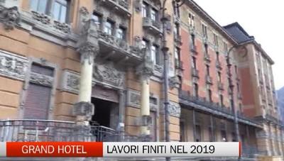 Appello (milionario) per il Grand Hotel  San Pellegrino, si cerca un  investitore