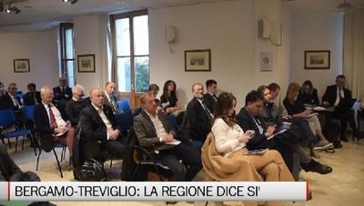 Bergamo-Treviglio: anche la Regione dice sì