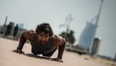 Marco, fitness coach a Dubai Allena mente e corpo di vip e sceicchi