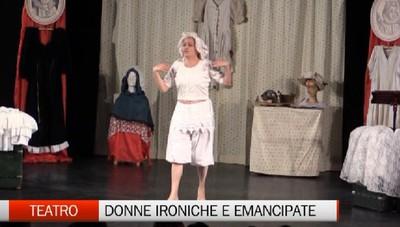 Teatro Erbamil, le donne emancipate di Claudia Contin Arlecchino