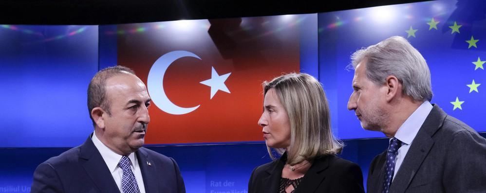 Turchia: Ue, non ci sono progressi per liberalizzare visti