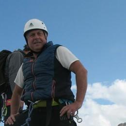 Addio a Dario, l'amore per la montagna Ghiaccio fatale a pochi passi dal Curò