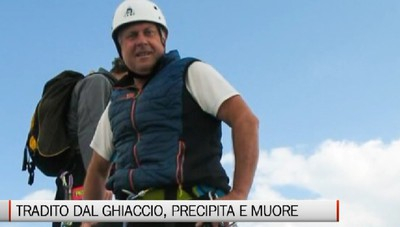 Scivola sul ghiaccio nei pressi del Curò, muore 61enne