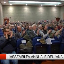 Alpini, l'assemblea annuale alla Fiera