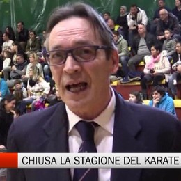 Csi - Chiuso il campionato di karate
